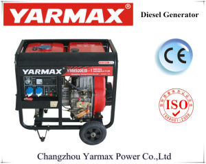5kVA aprono il tipo generatore del diesel