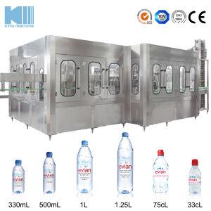 Automatische kleine Trinkwasser-Füllmaschine der Flaschen-100ml-2L