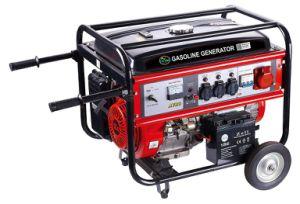 Бензин 2.0kw генератор с колеса при нажатии руки