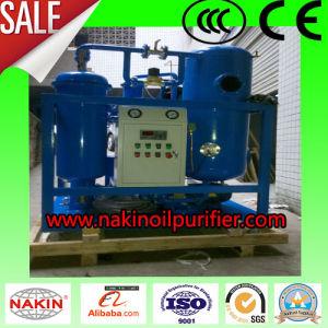 Purificación de aceite de Turbin del vacío de Ty, purificador de aceite