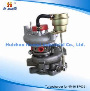 三菱4m40 TF035 Me202012 4D56/4D56t/4D5cdi/4D31/4D32/4D34/4D68のための自動車部品のターボチャージャー