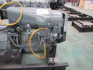 de Lucht Gekoelde Diesel 30kVA Deutz Reeks van de Generator Geluiddichte F3l912D