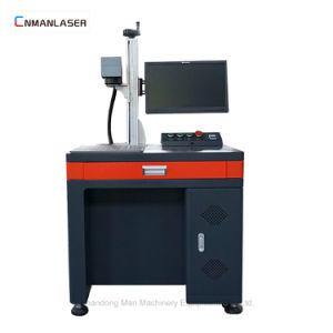 Raycus 20Wハードウェアのステンレス鋼のためのデスクトップレーザーのマーキング機械