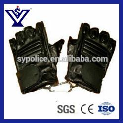Guanto tattico della polizia della Metà-Barretta del camuffamento (SYPG-888)