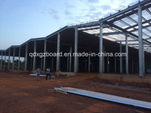 鉄骨構造のプレハブのマリの倉庫Zy201891409