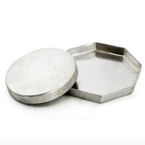 Het medische het Stempelen van het Blad van de Container Vakje van het Metaal van de Antioxidatie