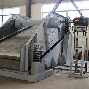 円形のふるう機械円の振動スクリーン採鉱機械