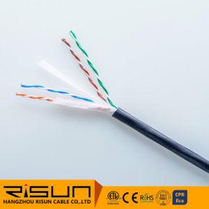 Проводник из бескислородной меди высокой скорости CAT6 UTP для массовых сетевой кабель