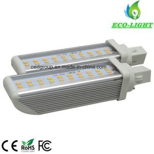 Tipo SMD50502835 SMD Epistar G23 / E27 / G24 7W 9W 11W 13W baixar as luzes de LED com 3 anos de garantia