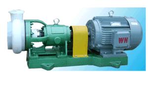 100fsb -32 Fsb 화학 공정 Fluoroplastic 원심 펌프