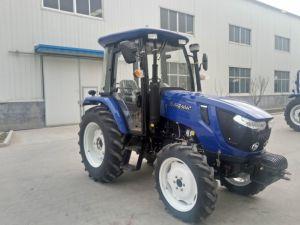 La fábrica China de alimentación de 40Cv 4WD Granja/Mini/Diesel/Pequeño Jardín/tractor agrícola