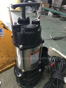 Серия V удаление сточных вод на полупогружном судне насоса (V180F/V450F/V750F)