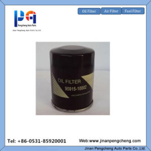 Filtre à huile pour les pièces automobiles 90915-10002