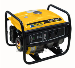Home를 위한 5.0kVA Portable Gasoline Generator