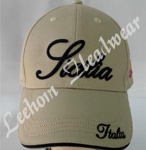刺繍が付いている新しい昇進の野球のスポーツ時代の帽子