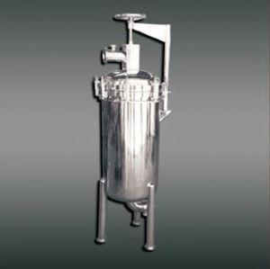 Filtro fluido dall'alloggiamento del sacchetto dell'acciaio inossidabile