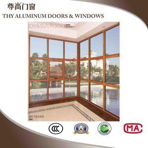 Windows di alluminio con differenti funzioni e disegni