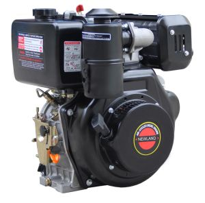 電気始動機(186FA)が付いている186fa/9HPディーゼル機関