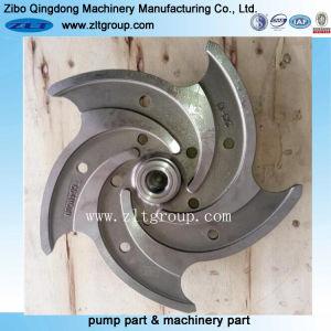 L'investissement le rotor de pompe en acier inoxydable de moulage