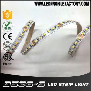 12 van de LEIDENE van voet LEIDENE Warme Witte Volt van de Band Lichte, van 110 volt 120 Lichte Strook, 12V LEIDENE Band