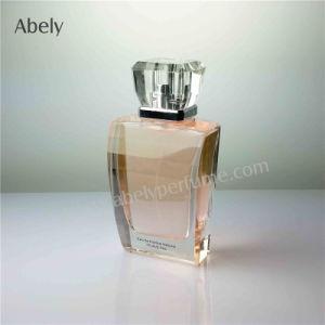 sur promotionnel ! Parfum ovale de bouteille en verre pour des femmes/Eau De Toilette