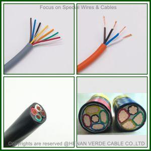 Personalizada de Fábrica condutores de cobre com isolamento de borracha de silicone de PVC o fio de Teflon de soldar os Cabos Elétricos Cabo Elétrico de Controle
