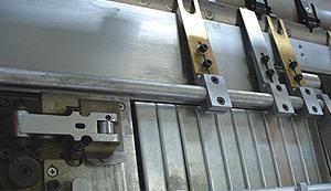 Máquina de impressão da Tela Rotativa automática Mx-720A