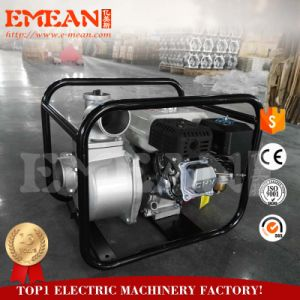 6.5HP Egnine (2インチ)の4回の打撃ガソリン水ポンプ