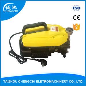 노란 색깔 휴대용 가구 차 세탁기 Cc 288 고압 세탁기