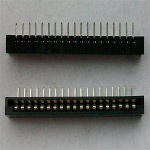 19 Stifte 2.54mm 90 Verbinder des Grad-FPC