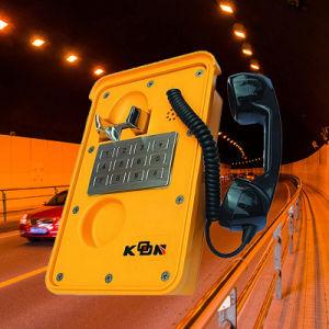 Металлические клавиатуры телефона промышленных - взрывозащищенное телефон туннеля телефон