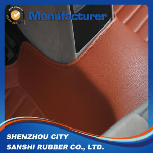 Fullround 유형 PVC Anti-Slip 착용 증거 차 지면 매트
