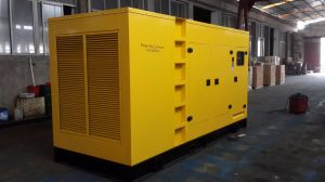 80kw Triphasé 100kVA Groupe électrogène Moteur diesel Cummins