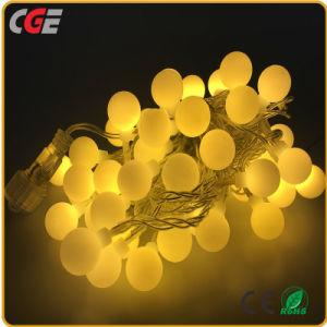 Kugel-Zeichenkette-Licht des Weihnachtenled für Hauptdekor-Beleuchtung