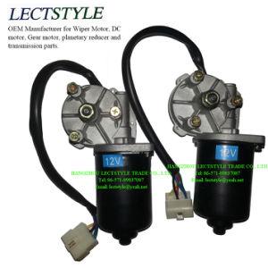 12V 60W 80W 120W de Elektrische Motor van de Ruitewisser voor Nissan Teana of de Auto van Mazda