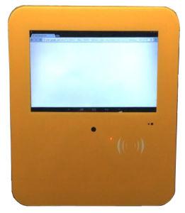 디지털 Signage LCD 스크린 위원회를 광고하는 전시를 광고하는 13.3 인치 도시 수송