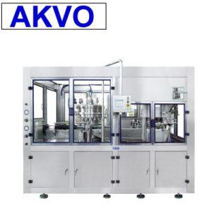 De hete Verkopende Automatische Drank drinkt Kleinschalige de Apparatuur van de Bottelmachine van het Water