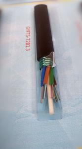 Gyfts53 antena exterior de plástico reforçado com fibra ótica