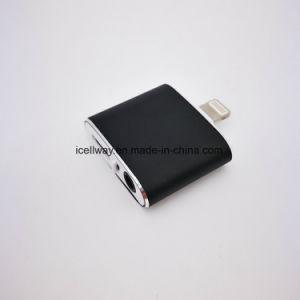 Audio cavo dell'adattatore per il iPhone 8, iPhone X, cuffia 2 in 1 adattatore Ios11.2 compatibile del caricatore del collegare