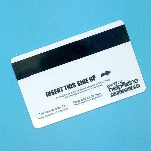Scheda magnetica del membro di Hico di stampa in offset di Heidelberg del casinò astuto di Loco