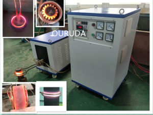 極度の可聴周波誘導電気加熱炉(SF-80KW)