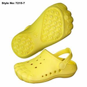 Rose mignon pieds de la forme de sabots sandales pour enfants