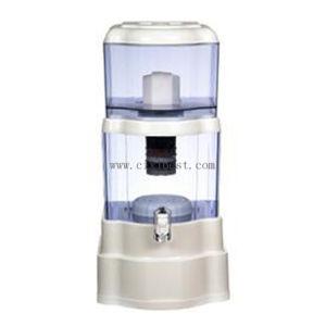 صنبور ماء نظيفة بلاستيكيّة [مينرل وتر] إناء منقّ [جك-57]