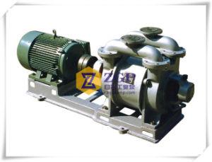 2bec líquidos Industriais em Aço Inoxidável Anel de água da bomba de vácuo e Compressor