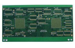 8 Layer Immesion placa PCB multicamada de ouro para o computador