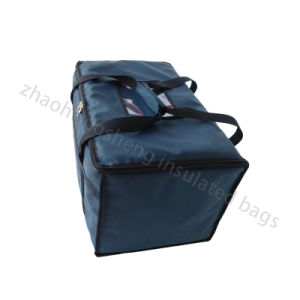 Réutilisables de boîte de fast food La livraison de pizza sac sac à lunch du refroidisseur d'isolation thermique