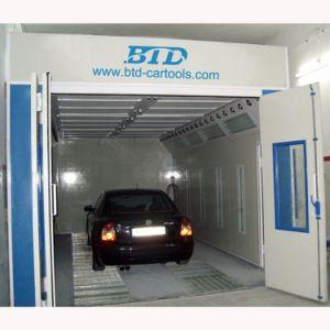 Auto-Lack-Spray-Stände für Farbanstrich-Auto
