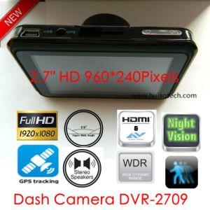 2.7  voller HD 1080P Auto-Gedankenstrich-videonocken Sony-mit 5.0mega