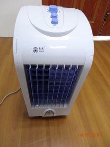Habitación de refrigeración de electrodomésticos enfriador de aire portátil Ventilador de pie