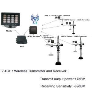 [دك12-32ف] [2.4غز] [ديجتل] لاسلكيّة جهاز إرسال وجهاز استقبال